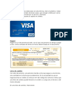 Documentos de Credito y Comerciales