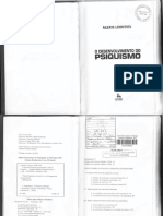 LEONTIEV - O Desenvolvimento Do Psiquismo