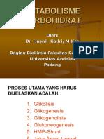 Metabolisme Karbohidrat (IDK-3)