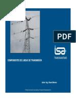 Componentes de Lineas de Transmisión de Potencia,