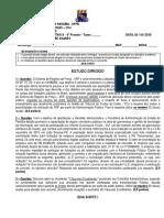 Estudo Dirigido Licitações e Contratos