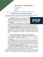 """Unidad Educativa """"Cariamanga"""" Deber Malcatus"""
