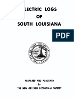 Electric Logs of South Luisiana
