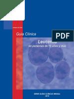 Guia Clinica Leucemia