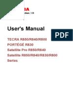 R830 R840 R850 EnglishManual