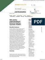 Behavioral Economics – SAGE Business Researcher
