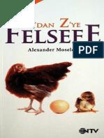 Alexander Moseley - A-dan Z-ye Felsefe