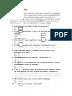 Cuestionario de Mobipay