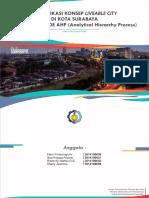 Tugas Besar_Identifikasi Indikator Kota Layak Huni Di Kota Surabaya