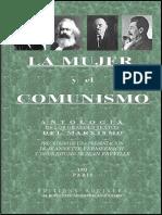 La Mujer y El Comunismo. Antología de Textos