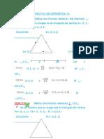 Practica de Matematica III