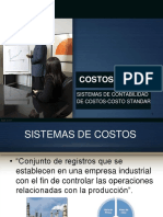 Clase #1 Costos IIII Cost System (by Profesor Junior Curtis)