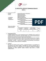 A161ZE00_CircuitosLogicosCombinacionales