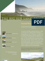 Big Sur Land Trust Newsletter, Fall 2005