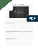 Guía Para Mover Aplicaciones Al SD Usando Link2SD