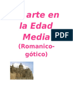 EL arte en la Edad   Media.docx