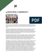 Democracia o Capitalismo Boaventura de Sousa Santos Pag 12