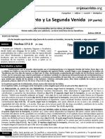 HCV El Arrebatamiento y La Segunda Venida (4a Parte) 22 May 16-2