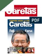Fujimori y Sus Visitas - Caretas