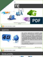 Presentacion 4 G