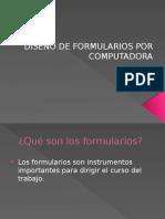 6.1 Lineamientos para el diseño de formularios.pptx