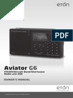Eton Grundig G6 Manual 2