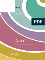 I_2014 - – the EIF - European Interoperability Framework 2.0