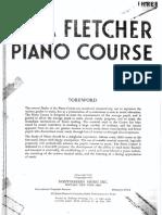 Leila Fletcher Piano Course Book Three