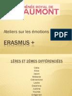 Ateliers sur les émotions