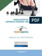 Manual Simulador Tenpomatic