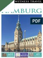 DK Eyewitness Travel Guide Hamburg 2016