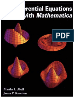 Abell - Differential Equations With Mathematica