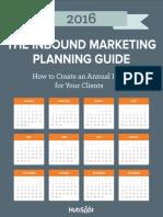 Annual Inbound Marketing Planning Guide-HubSpot