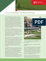 Giz2012 en Biogas Technology Bangladesh
