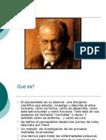 Clase Nociociones del psicoanalisis..1° y2° topica