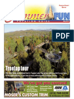 NNY Summer Fun Vacation Guide, Franklin County Edition, May 2016