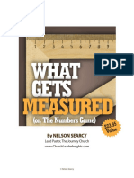 What Gets Measured E-Book