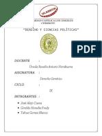 Monografia Derecho Genetico