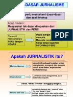 Dasar Dasar Jurnalisme
