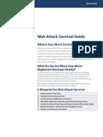 Lectura 1 - WP Web Attack Survival Guide