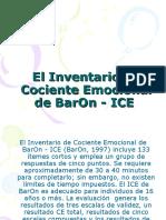 El Inventario de Cociente Emocional de BarOn
