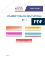 Boletin_novedades Bibliograficas 2016