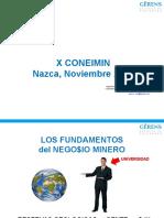 A Leon Nazca 2014