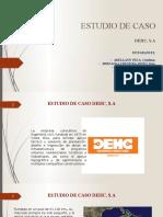 05-Estudio de Caso Dehc,s.A