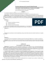 Sociedad de Acciones Simplificadas SAS DOF 14-03-2016
