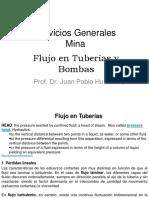 Flujo en Tuberias y Bombas