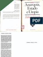 Anarquia, Estado e Utopia - NOZICK, Robert