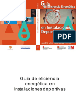 Guia de La Eficiencia Energetica en Instalaciones Deportivas Fenercom