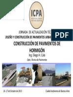 08 - Construcción de Pavimentos de Hormigón