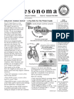 ma Newsletter, 12, Sonoma County Bicycle Coalition